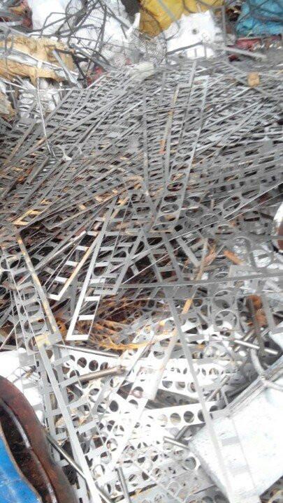 Phế liệu sắt, thép